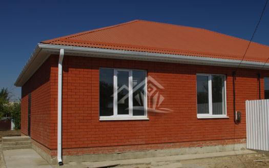 Продается кирпичный дом в ст Северской